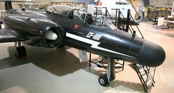 Photo of Avro Canada CF-100 Canuck Mk. 5D