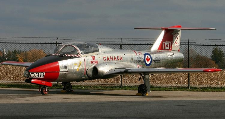 Photo of Canadair CT-114 Tutor