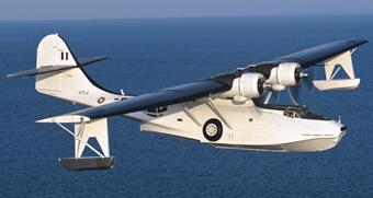 Photo of Consolidated PBY-5A Canso