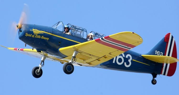 Photo of Fairchild Cornell Mk. II