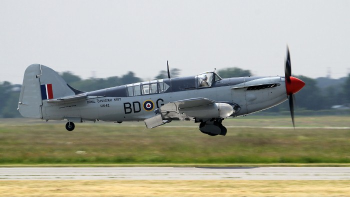 home vintage aircraft collection Fairey Firefly Fairey Firefly