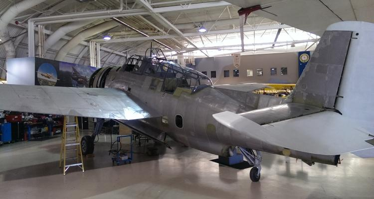 Photo of Grumman Avenger AS 3