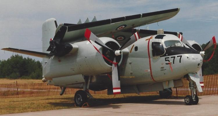 Photo of Grumman CS2F-2 Tracker