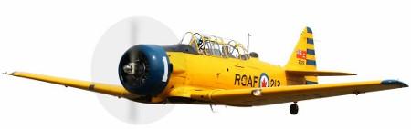 Photo of North American Harvard Mk. IV