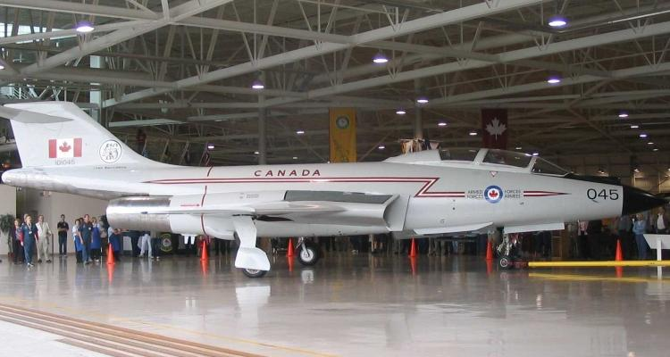 Photo of McDonnell CF-101B Voodoo