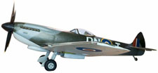 Photo of Supermarine Spitfire Mk. XVIe