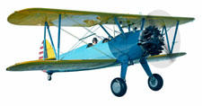 Photo of Boeing PT-13B Stearman