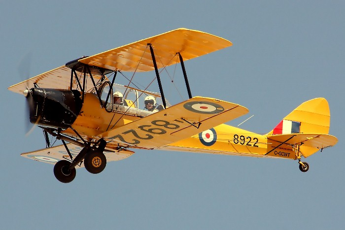 Antique Airplanes -- Where to Find Them, See Them,
