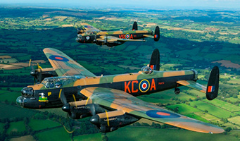 Lancaster UK Tour 2014 - Once in a Lanc Time