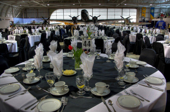 Photo of Canadian Warplane Heritage Catering