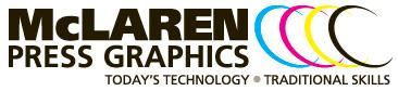 McLaren Graphics logo