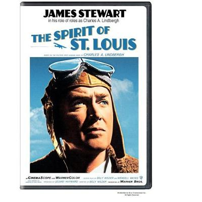 Product Photo of 12068 - The Spirit Of St. Louis DVD