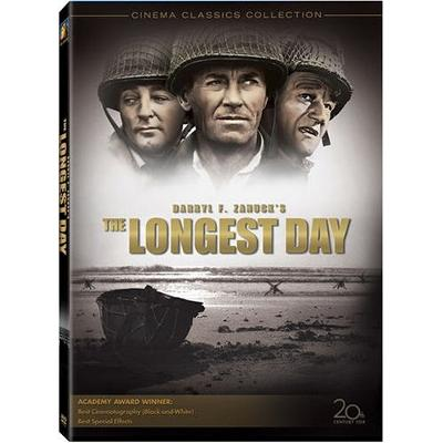 Product Photo of 24880 - The Longest Day DVD