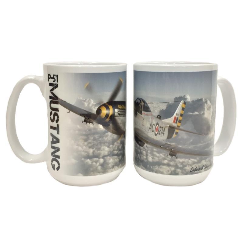 Product Photo of 11267 - P-51 Mustang Mug
