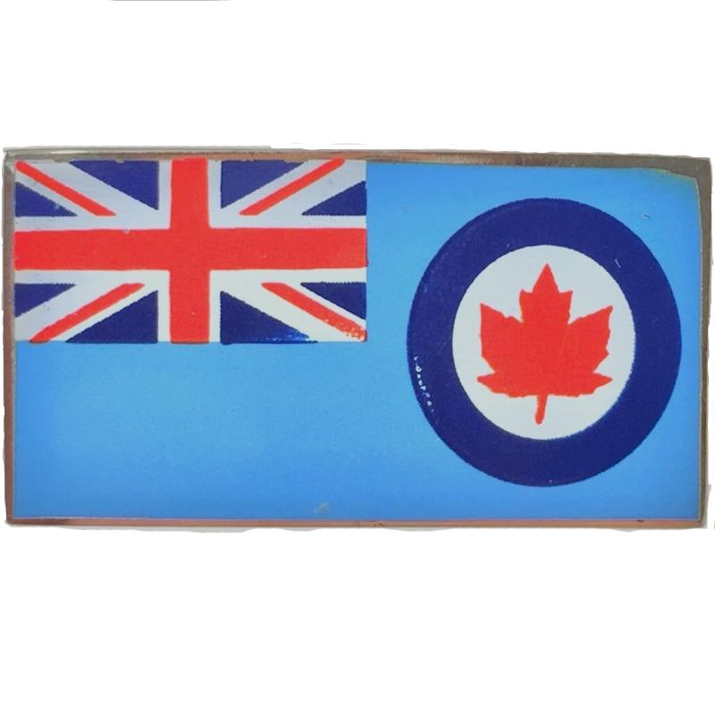 Product Photo of 11344 - RCAF Ensign Flag Lapel Pin