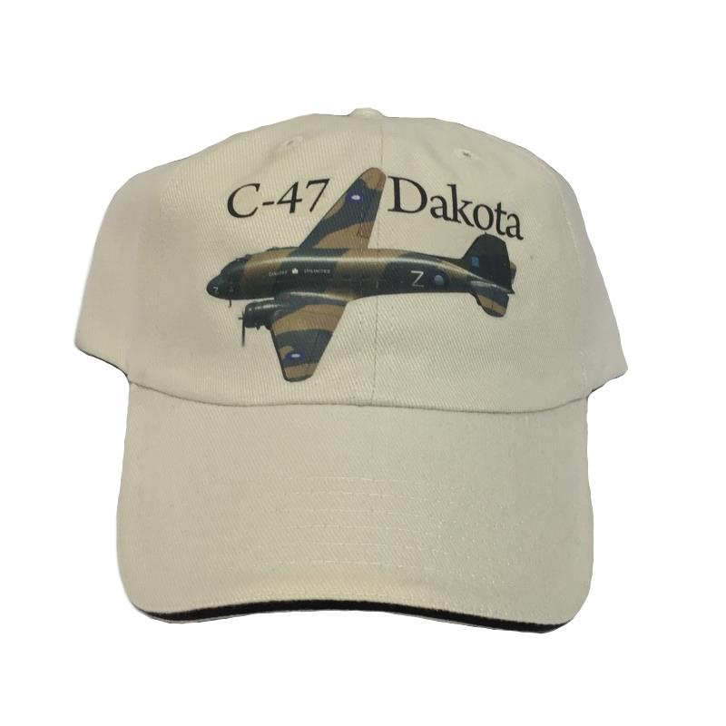 Product Photo of 11465 - DC-3/C-47 Printed Hat