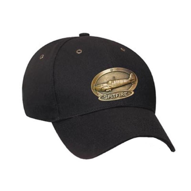 Product Photo of 11536 - Spitfire Brass Logo Hat