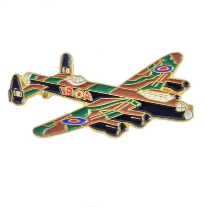 Product Photo of 26017 - Avro Lancaster Lapel Pin