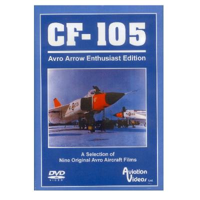 Product Photo of 1354 - CF-105 Avro Arrow Enthusiast Edition DVD