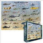 Photo of 17694 - Military Helicopters Puzzle