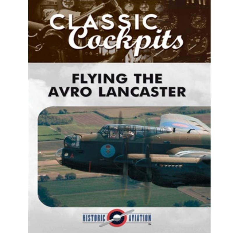 Product Photo of 15881 - Flying The Avro Lancaster DVD