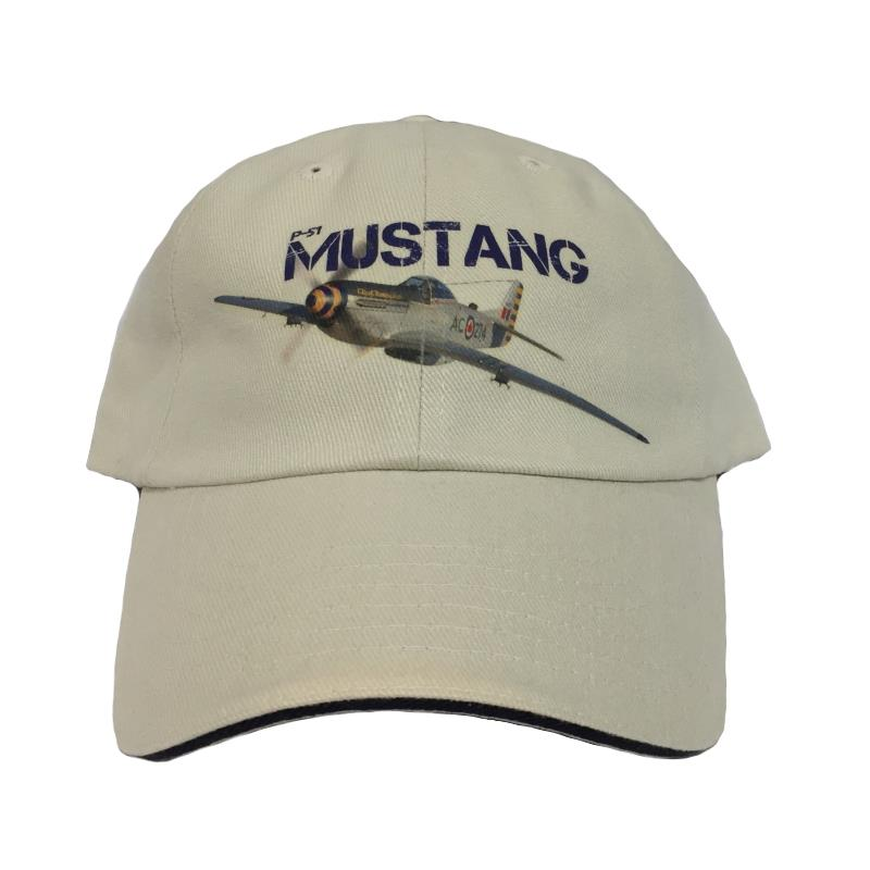Product Photo of 15942 - RCAF P-51 Mustang Printed Hat