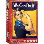 Photo of 16841 - Rosie the Riveter Puzzle