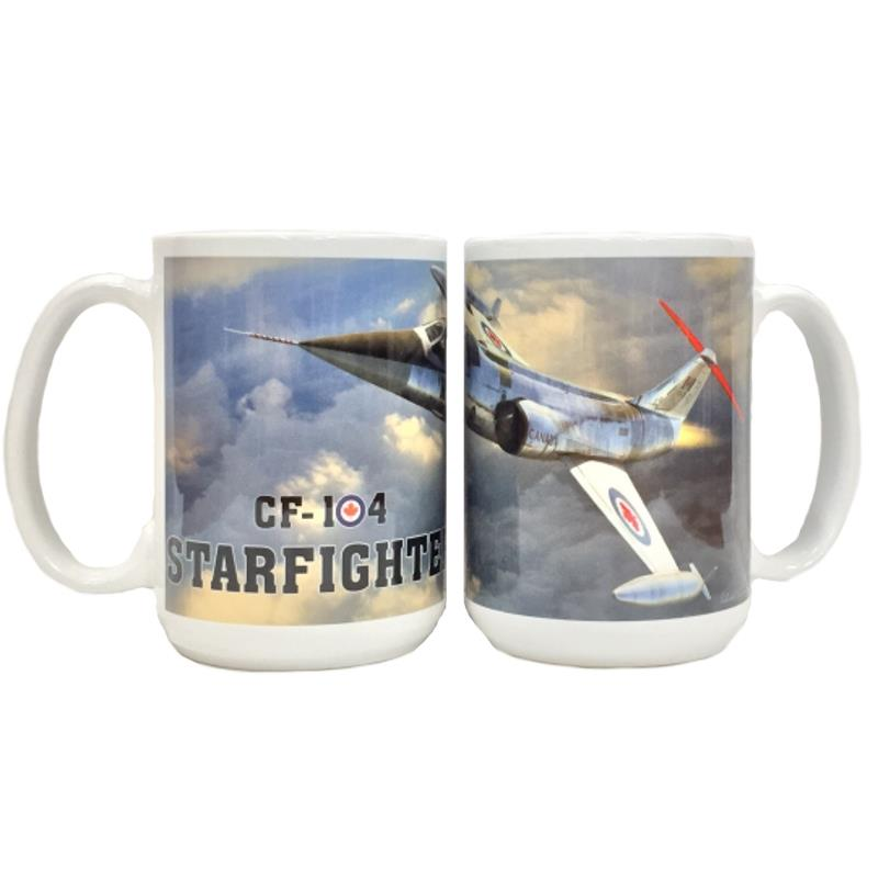 Product Photo of 18352 - F-104 Starfighter Mug