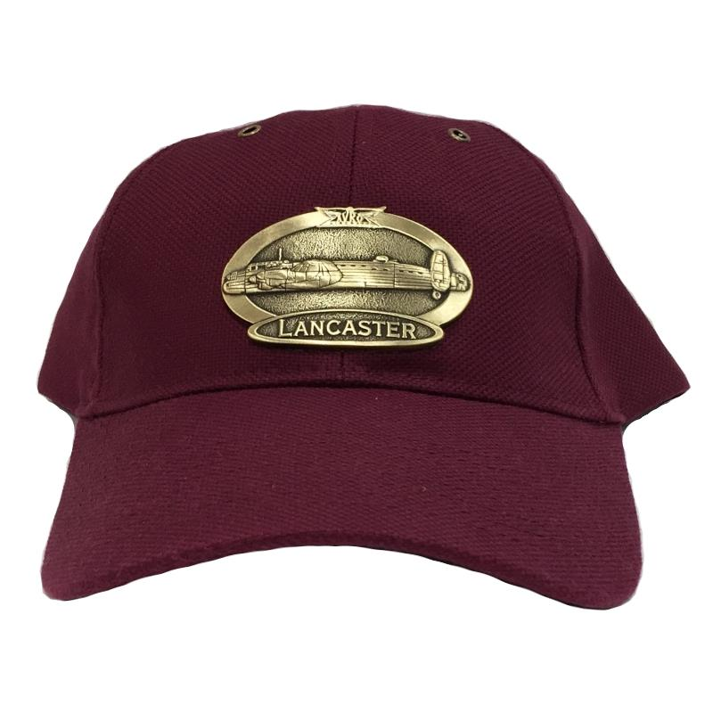 Product Photo of 18358 - Lancaster Brass Logo Hat