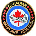 Photo of 18686 - Canadian Warplane Heritage Roundel Lapel Pin