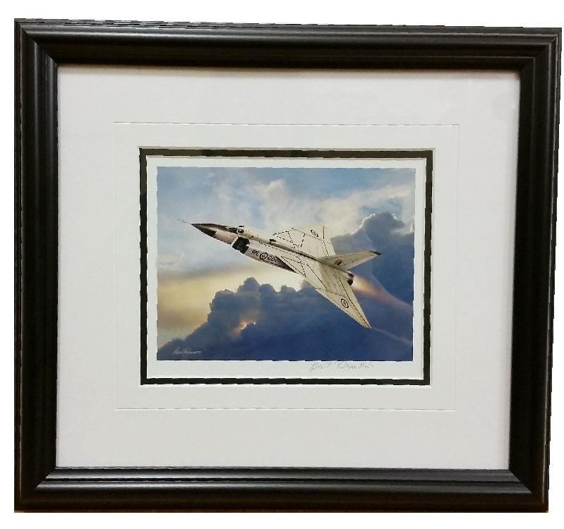 Product Photo of 19413 - Avro Arrow Framed Print