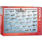 Photo of 20180 - Allied Air Command - WWII Fighters Puzzle