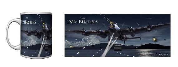 Product Photo of 11241 - The Dambusters Mug