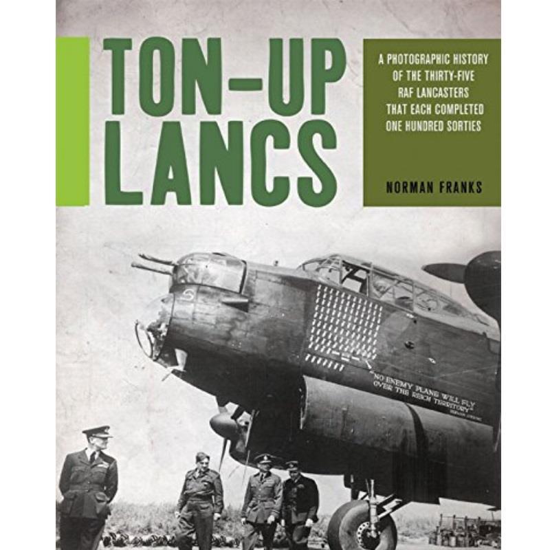 Product Photo of 23031 - Ton Up Lancs Book