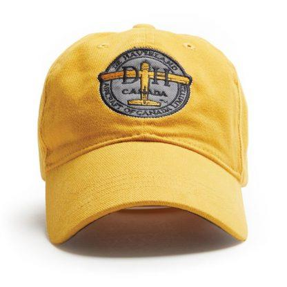 Product Photo of 23628 - De Hevilland Canada Hat - Yellow (Red Canoe)