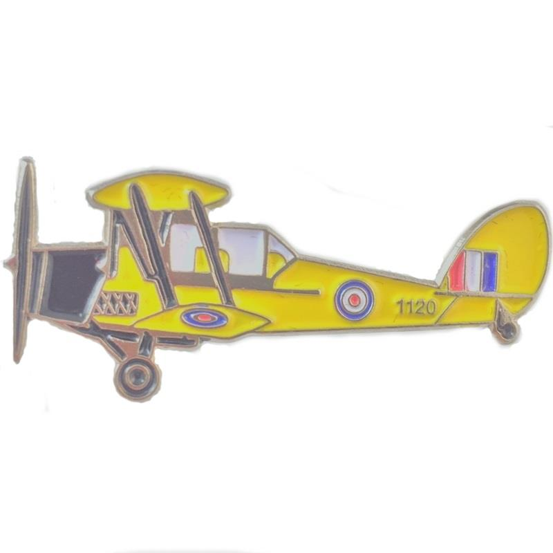 Product Photo of 24643 - DeHavilland Tiger Moth Lapel Pin