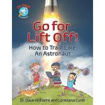 Photo of 24841 - Go For Liftoff!: How to Train Like an Astronaut Book