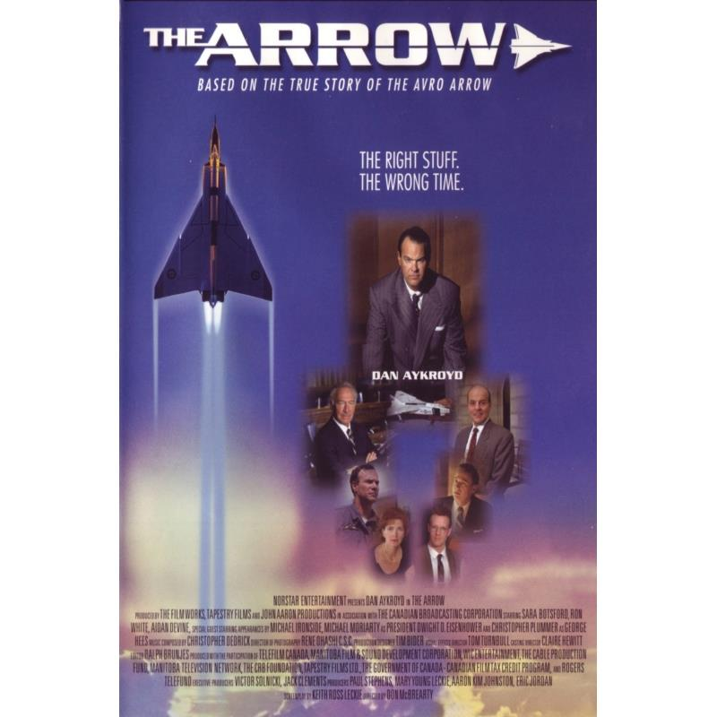 Product Photo of 24872 - The Arrow DVD
