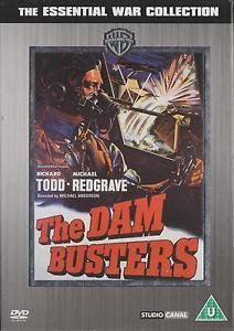 Product Photo of 24876 - The Dam Busters DVD