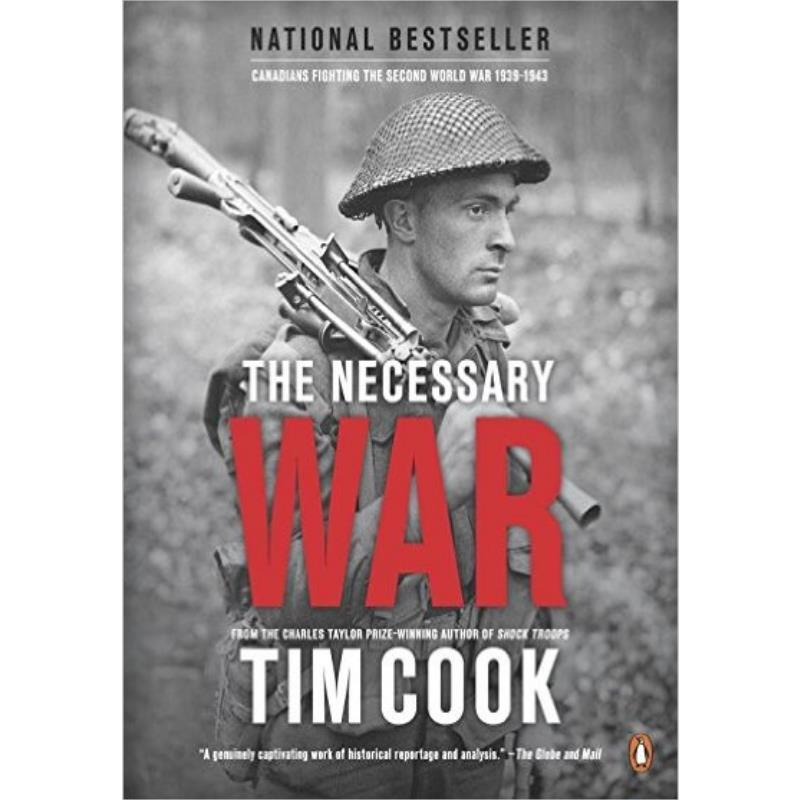 Product Photo of 24892 - The Necessary War Book