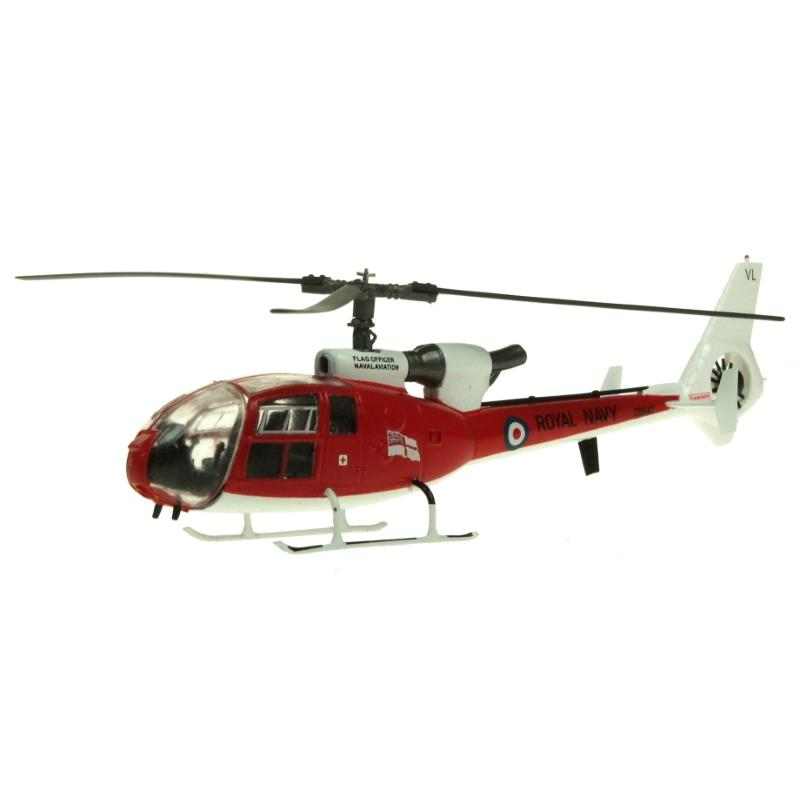 Product Photo of 25252 - Westland Gazelle HT.2 Royal Navy FONA Diecast Model