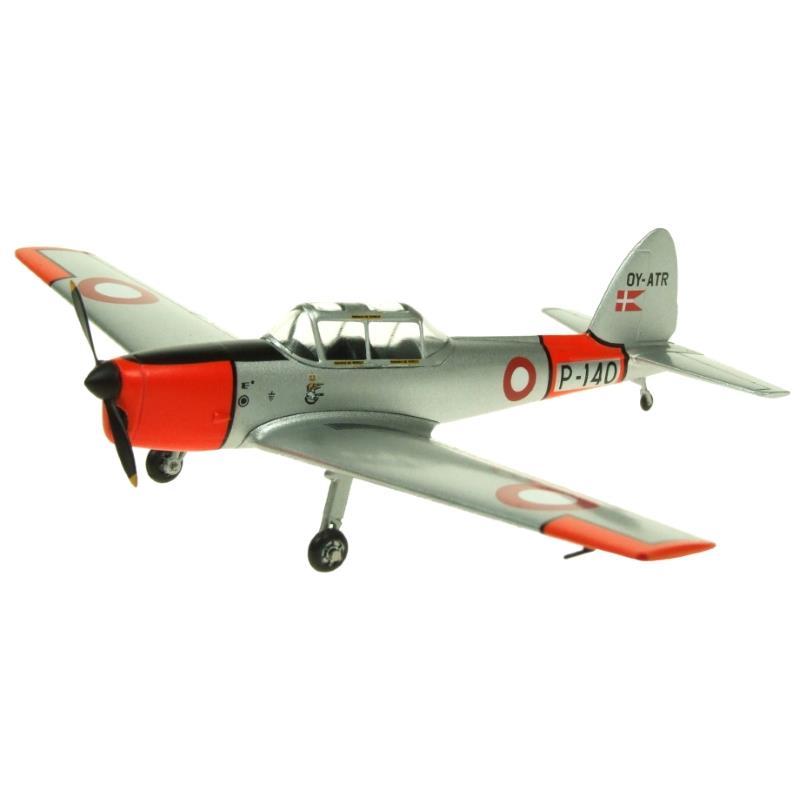 Product Photo of 25253 - de Havilland DHC1 Chipmunk T.Mk.20 Danish Air Force Diecast Model