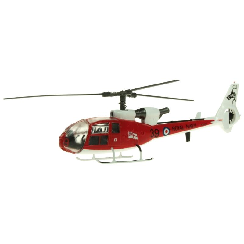 Product Photo of 25255 - Westland Gazelle HT.2 Royal Navy 705 NAS XX436 Diecast Model