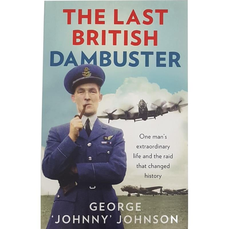 Product Photo of 25418 - The Last British Dambuster Book