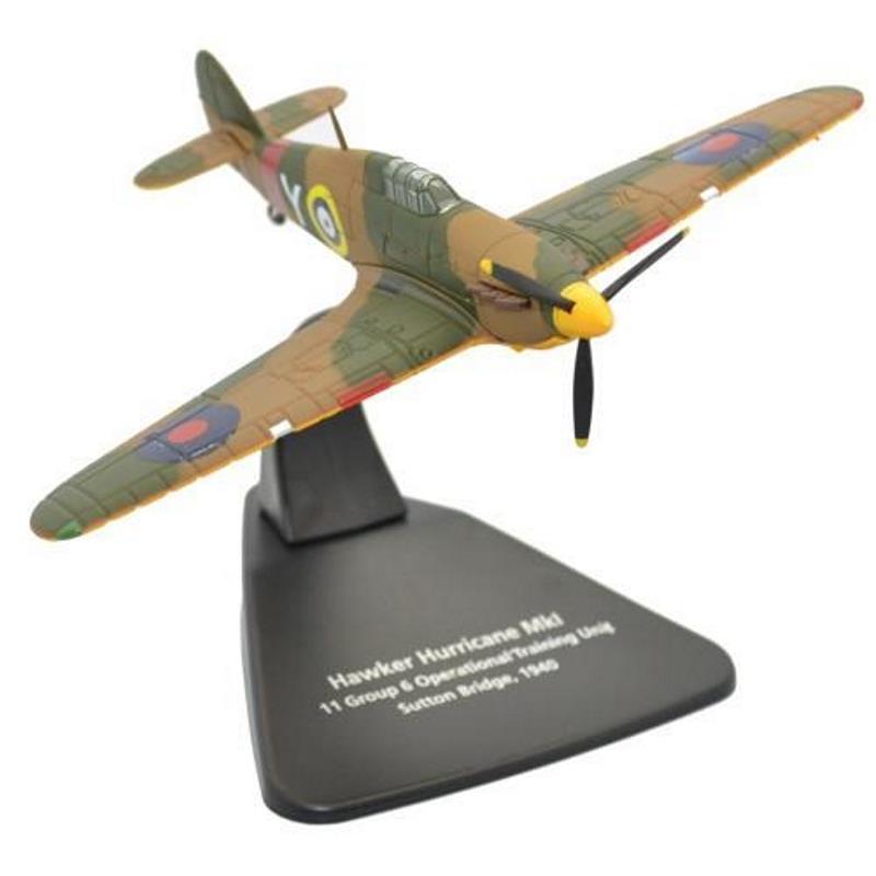 Product Photo of 25419 - Hawker Hurricane Mk.I 11 Group RAF, 1940 Diecast Model