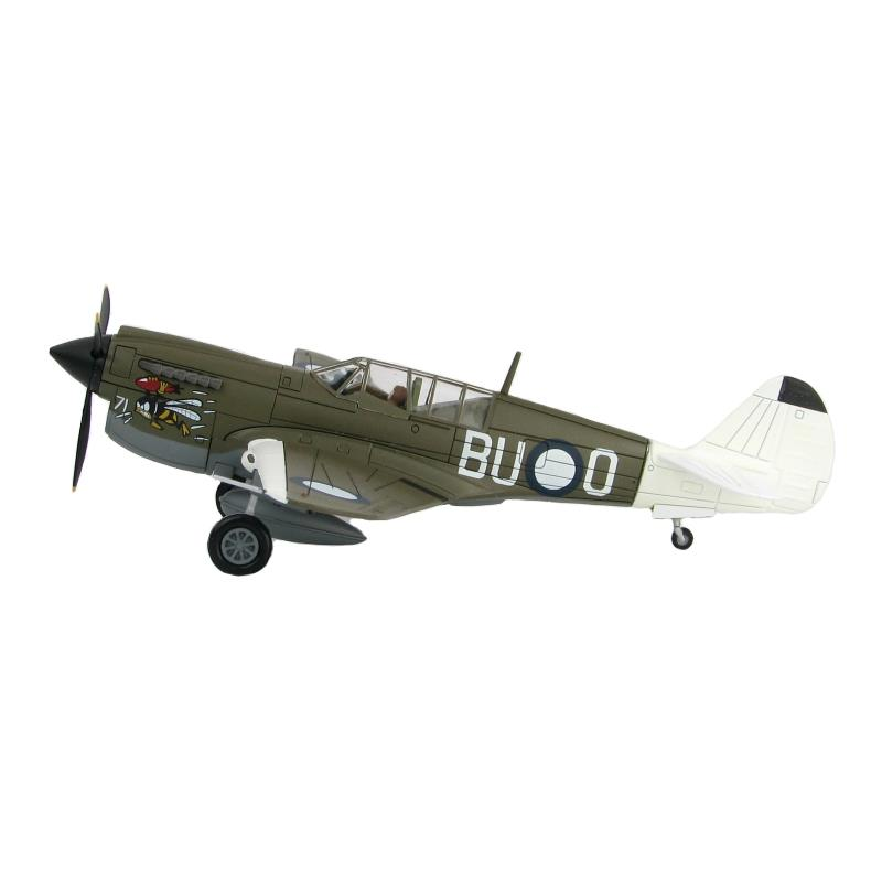 "Product Photo of 25432 - P-40N Warhawk ""Angry Bee"""