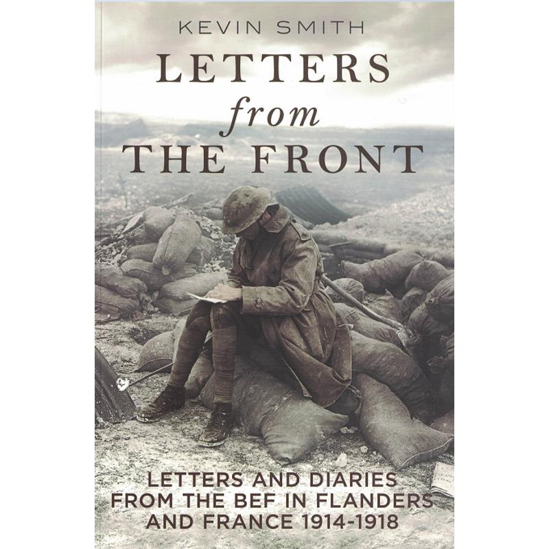 Product Photo of 26013 - Letters From The Front Book