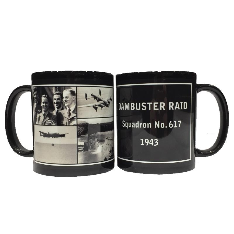 Product Photo of 26758 - Dambuster Raid Black Mug