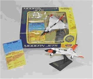 Product Photo of 4271 - Avro Arrow SkyWings Diecast Model Toy