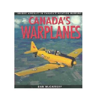 Product Photo of 21589 - Canada's Warplanes Book